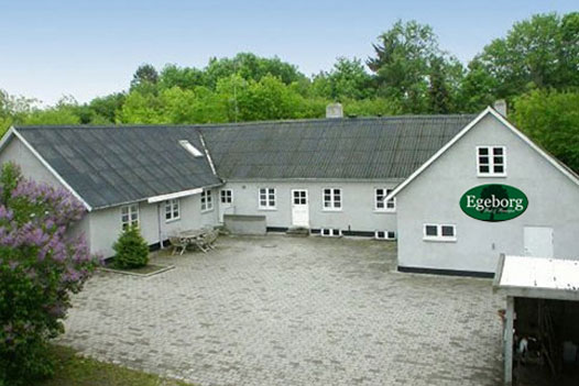 Bed and breakfast i Skuldelev